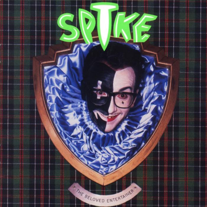 Vinil Elvis Costello-Spike (180g Audiophile Pressing)-LP 0