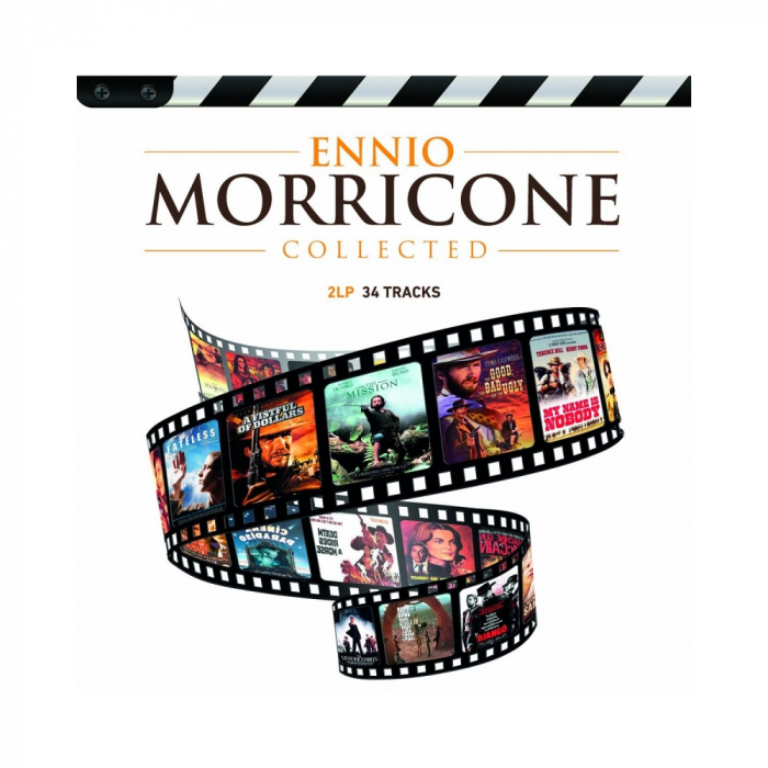 Vinil Ennio Morricone-Collected (180g Audiophile Pressing)-2LP 0