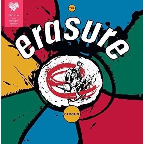 Vinil Erasure-The Circus (180G Audiophile Pressing)-LP 0