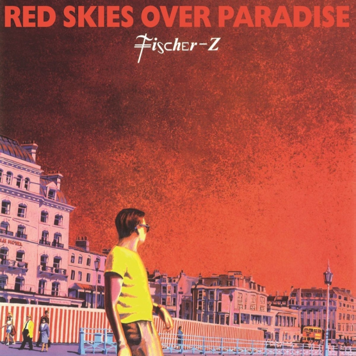 Vinil Fischer-Z-Red Skies Over Paradise (180g Audiophile Pressing)-LP 0