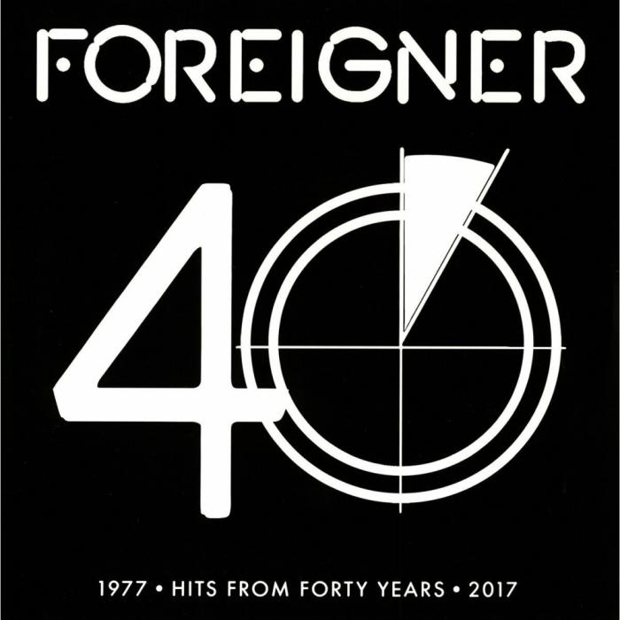 Vinil Foreigner-40-2LP 0