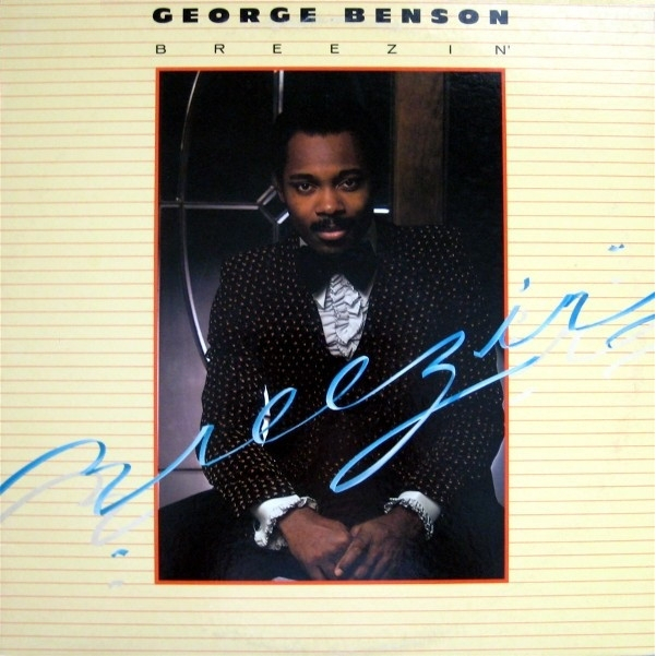 Vinil George Benson-Breezin'-LP 0