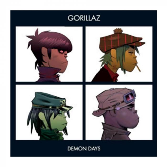 Vinil Gorillaz-Demon Days-2LP 0