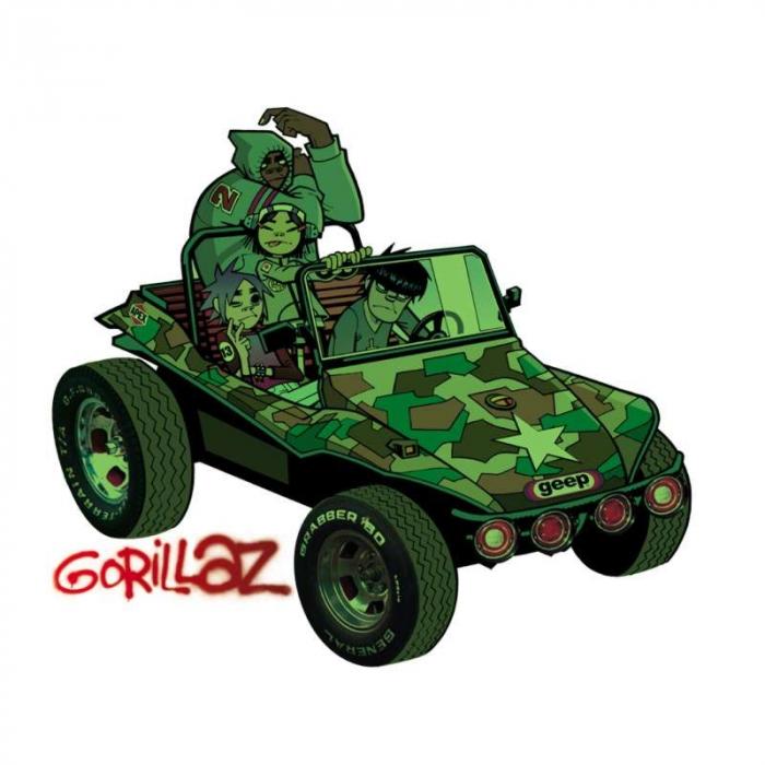 Vinil Gorillaz-Gorillaz-2LP 0