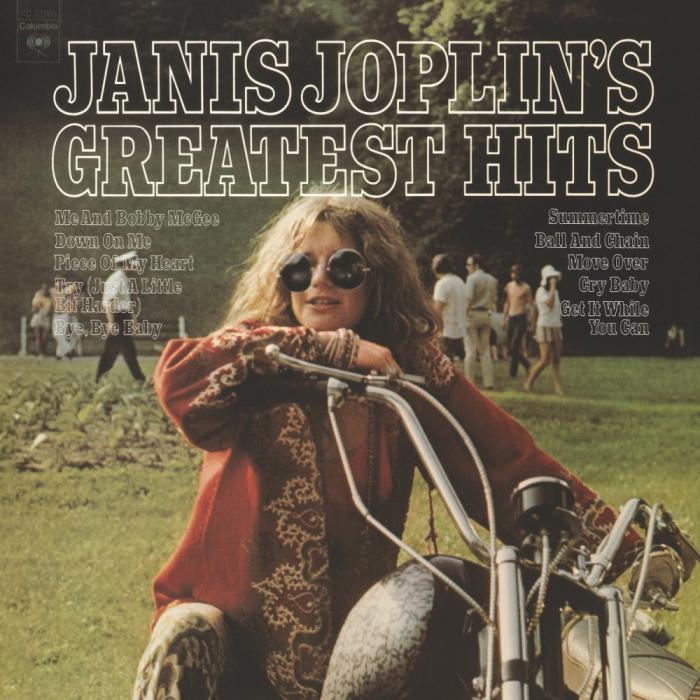 Vinil Janis Joplin-Greatest Hits-LP 0