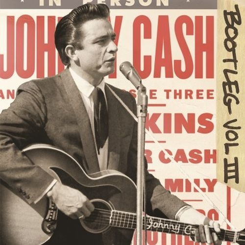 Vinil Johnny Cash (from The Highwaymen)-Bootleg 3: Live Around The World (180g Audiophile Pressing)-3LP 0