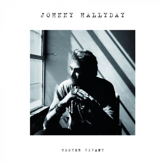 Vinil Johnny Hallyday-Rester Vivant (180g Audiophile Pressing)-LP 0