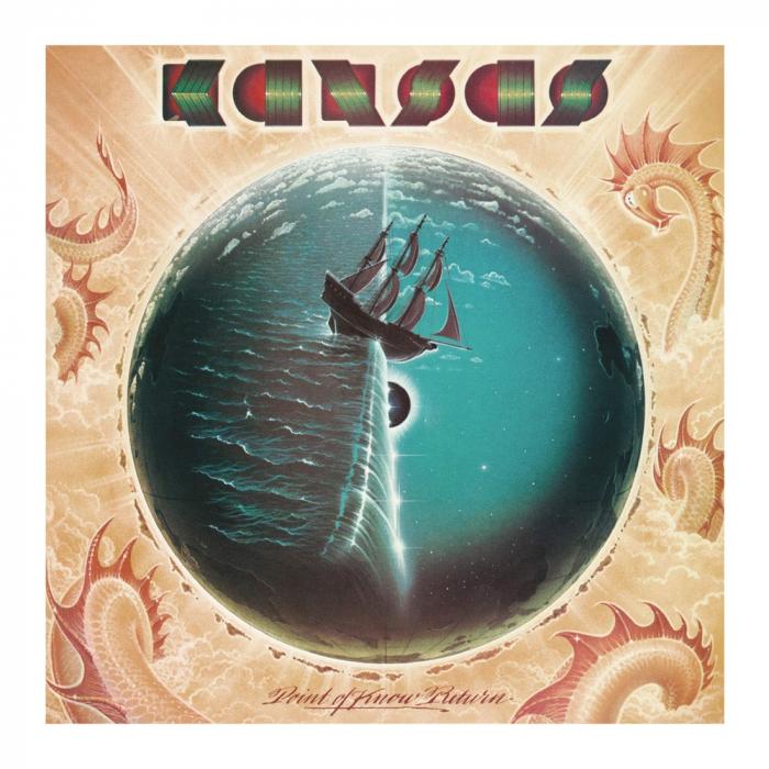 Vinil Kansas-Point Of Know Return-LP 0
