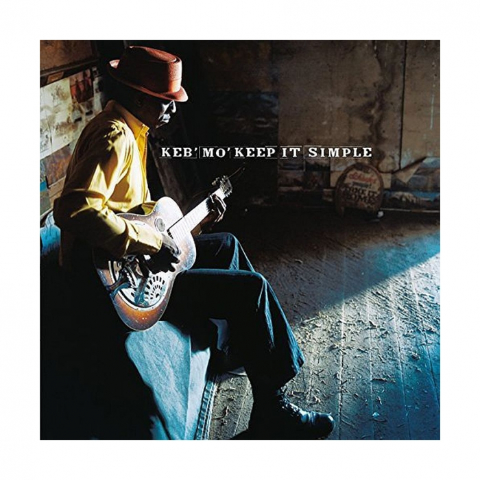 Vinil Keb Mo-Keep It Simple (180g Audiophile Pressing)-LP 0