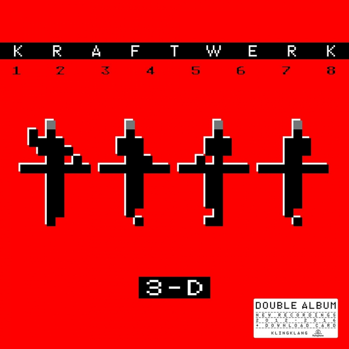 Vinil Kraftwerk-3-D The Catalogue-2LP 0