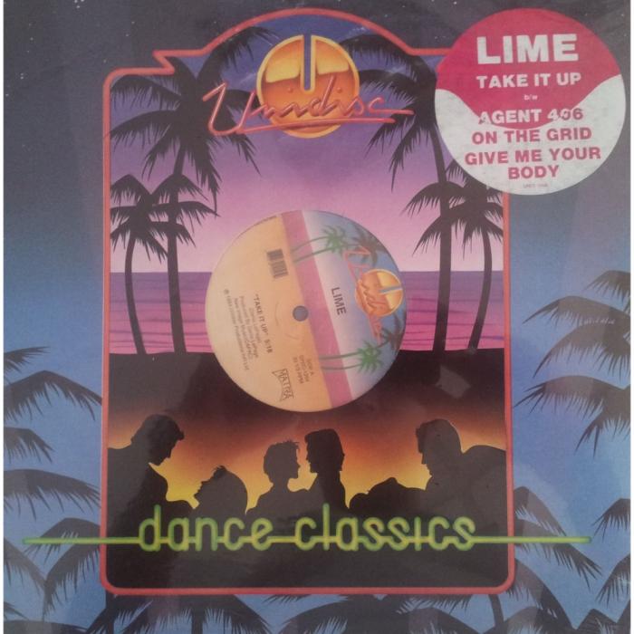 Vinil Lime-Take It Up (Super Disco Hit !)-Maxi Vinyl 0