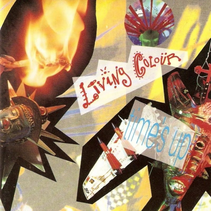 Vinil Living Colour-Times Up (180g Audiophile Pressing)-LP 0