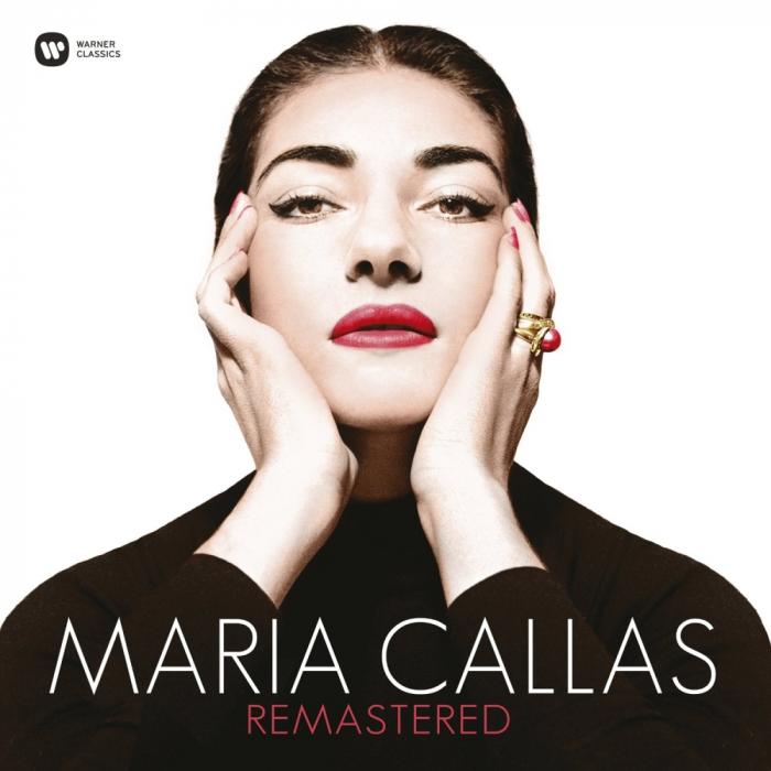 Vinil Maria Callas-Callas Remastered (180g Audiophile Pressing)-LP 0