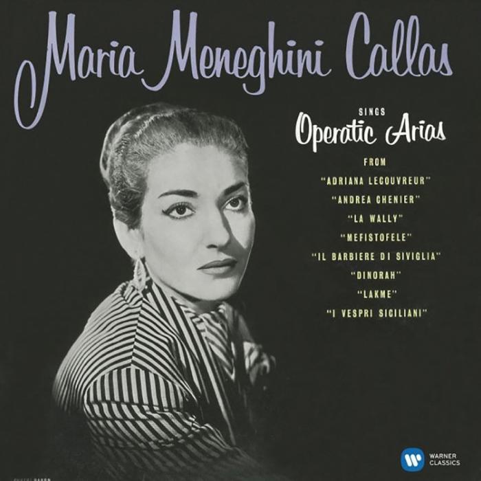 Vinil Maria Callas-Lyric And Coloratura Aria (180g Audiophile Pressing)-LP 0
