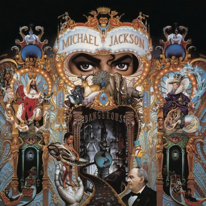 Vinil Michael Jackson-Dangerous (180g Audiophile Pressing)-2LP 0