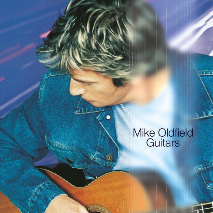 Vinil Mike Oldfield-Guitars (180g Audiophile Pressing)-LP 0