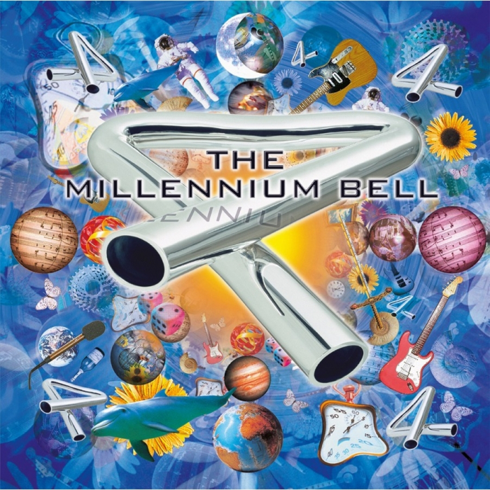 Vinil Mike Oldfield-The Millennium Bell (180g Audiophile Pressing)-LP 0