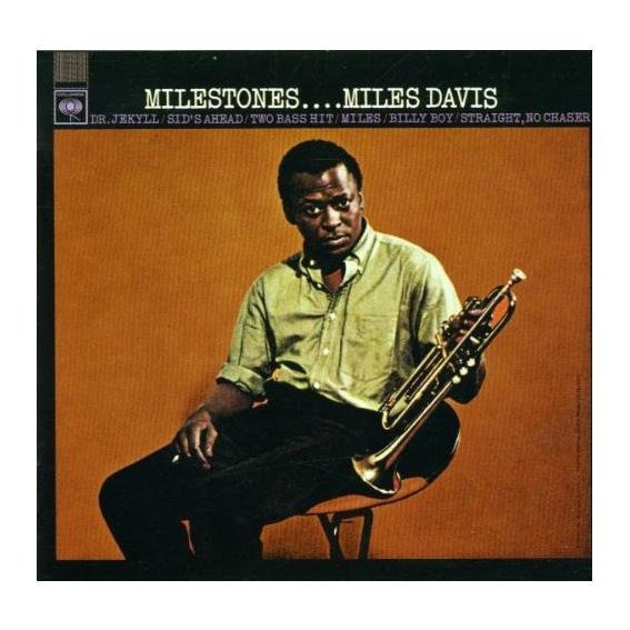 Vinil Miles Davis-Milestones (Remastered)-LP 0
