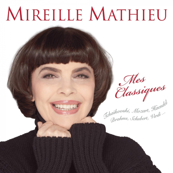 Vinil Mireille Mathieu-Mes classiques-2LP 0