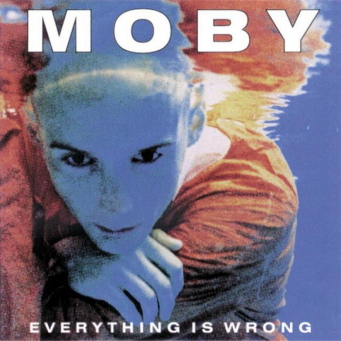 Vinil Moby-Everything Is Wrong-LP 0