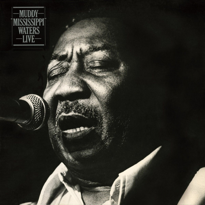 Vinil Muddy Waters-Muddy 'Mississippi' Live (180g Audiophile Pressing)-LP 0