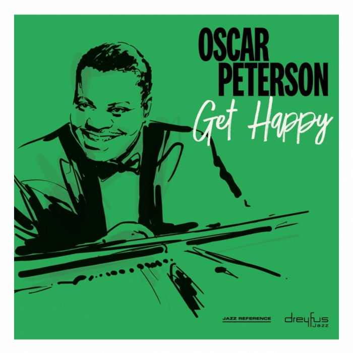 Vinil Oscar Peterson-Get Happy (Remastered)-LP 0
