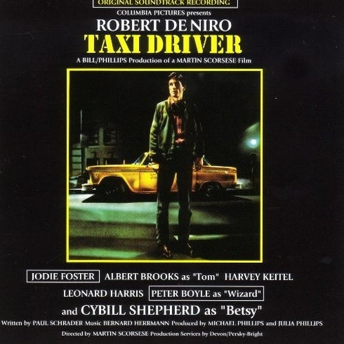 Vinil OST-Taxi Driver (180g Audiophile Pressing)-LP 0