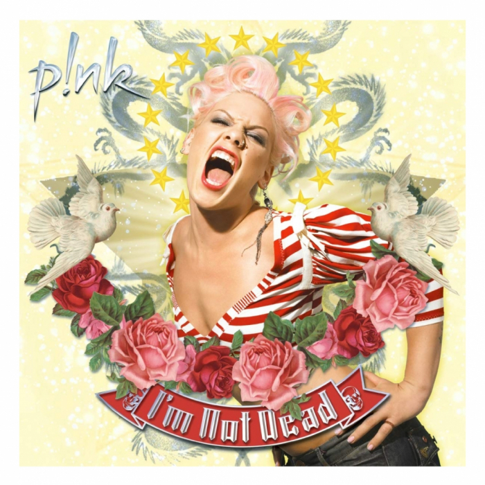 Vinil Pink-I'm Not Dead-2LP 0