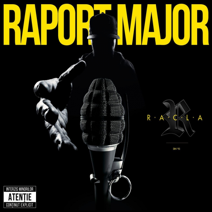 Vinil R.A.C.L.A.-Raport Major-LP 0