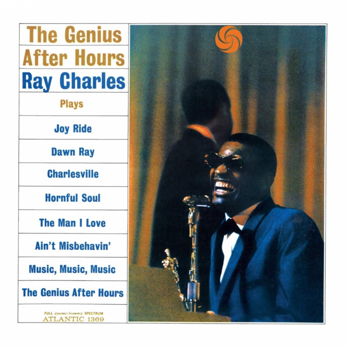 Vinil Ray Charles-The Genius After Hours In Mono (180g Audiophile Pressing)-LP 0