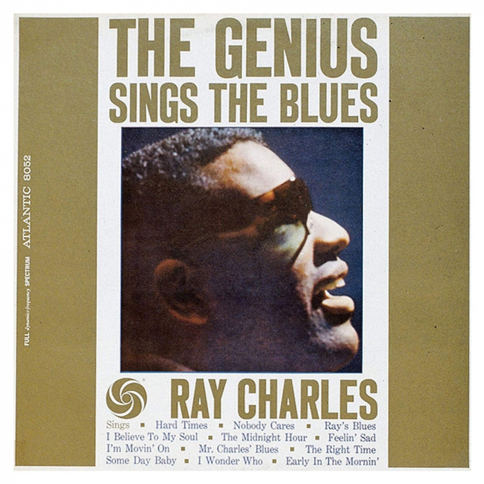 Vinil Ray Charles-The Genius Sings The Blues In Mono (180g Audiophile Pressing)-LP 0
