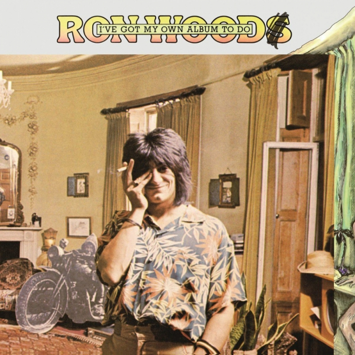 Vinil Ronnie Wood (From The Jeff Beck Group, Faces, Rolling Stones)-I've Got My Own Album To Do (180g Audiophile Pressing)-LP 0