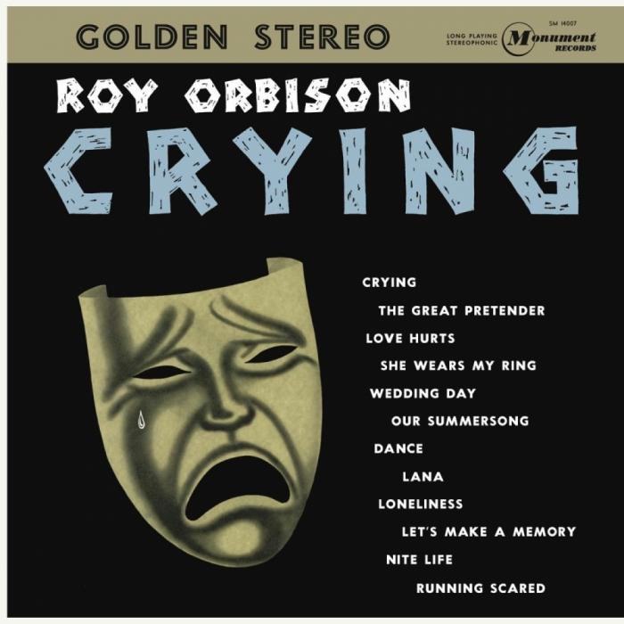 Vinil Roy Orbison (from Traveling Wilburys)-Crying-LP 0