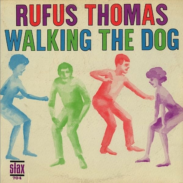 Vinil Rufus Thomas-Walking The Dog (180g Audiophile Pressing)-LP 0
