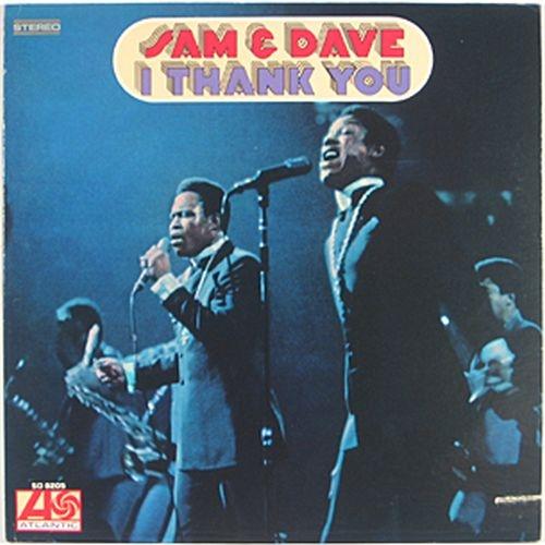 Vinil Sam & Dave-I Thank You (180g Audiophile Pressing)-LP 0