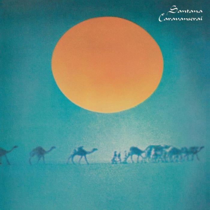 Vinil Santana-Caravanserai-LP 0