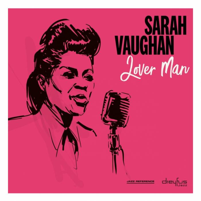 Vinil Sarah Vaughan-Lover Man (Remastered)-LP 0