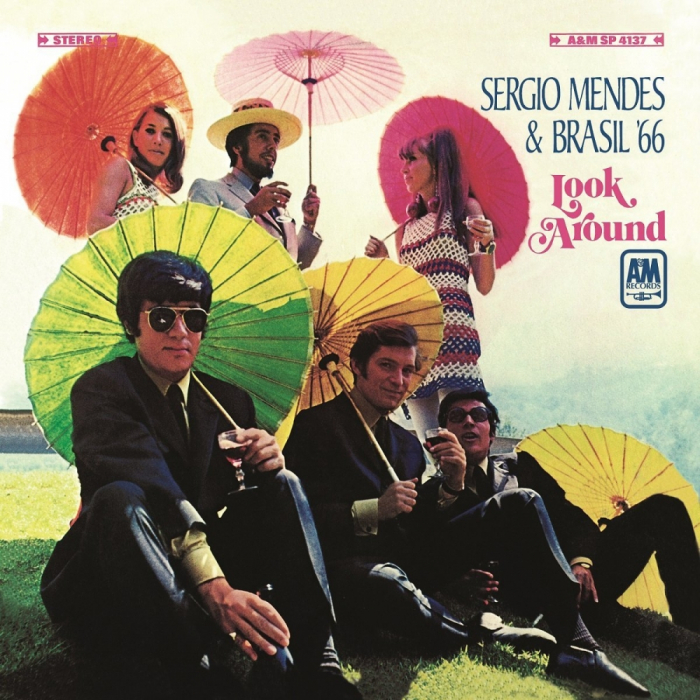 Vinil Sergio Mendes & Brasil 66-Look Around (180g Audiophile Pressing)-LP 0