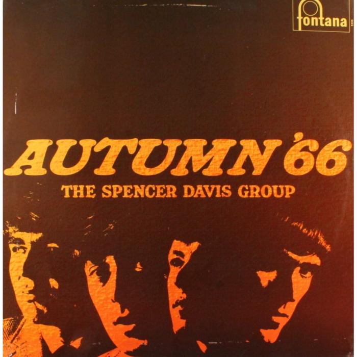 Vinil Spencer Davis Group-Autumn '66-LP 0