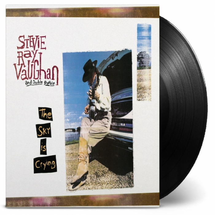 Vinil Stevie Ray Vaughan-The Sky Is Crying (180g Audiophile Pressing)-LP 0