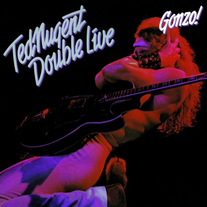 Vinil Ted Nugent-Double Live Gonzo (180g Audiophile Pressing)-2LP 0