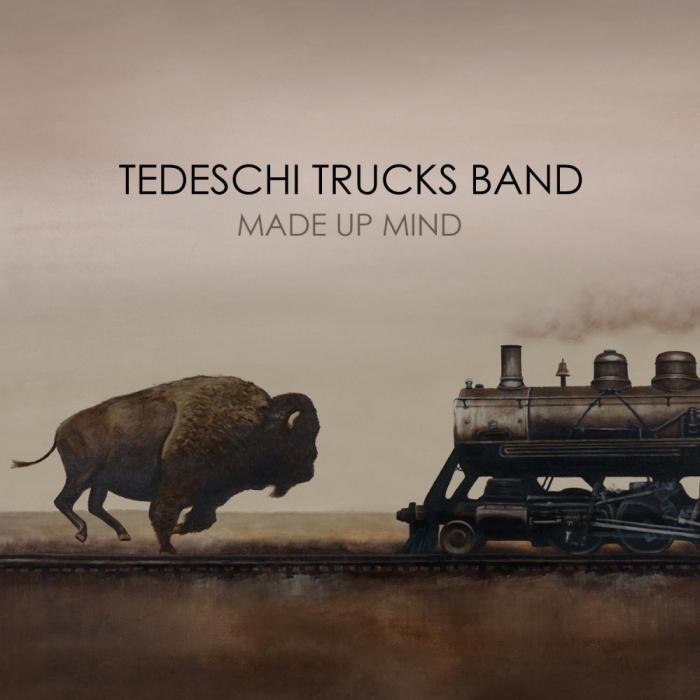 Vinil Tedeschi Trucks Band-Made Up Mind (180g Audiophile Pressing)-2LP 0