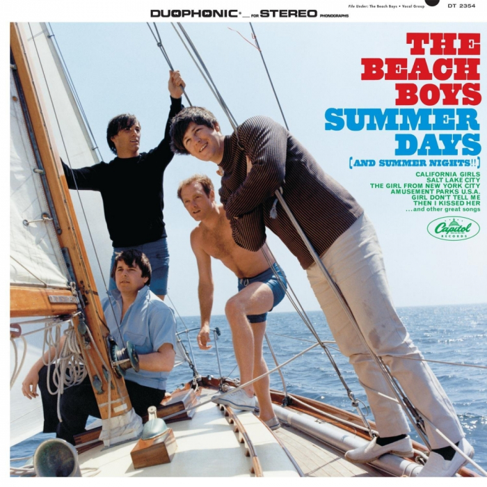 Vinil The Beach Boys-Summer Days (And Summer Nights!!) (Limited Edition)-LP 0