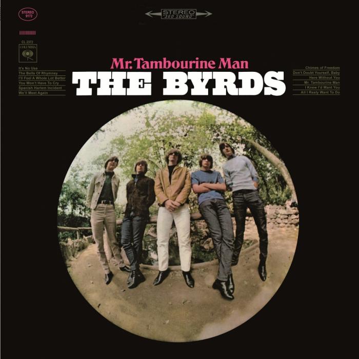 Vinil The Byrds-Mr. Tambourine Man (180g Audiophile Pressing)-LP 0
