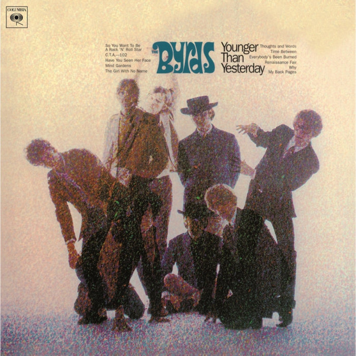 Vinil The Byrds-Younger Than Yesterday (180g Audiophile Pressing)-LP 0