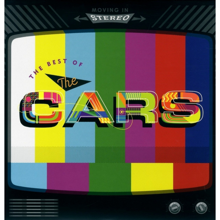 Vinil The Cars-Moving In Stereo: The Best Of-2LP 0