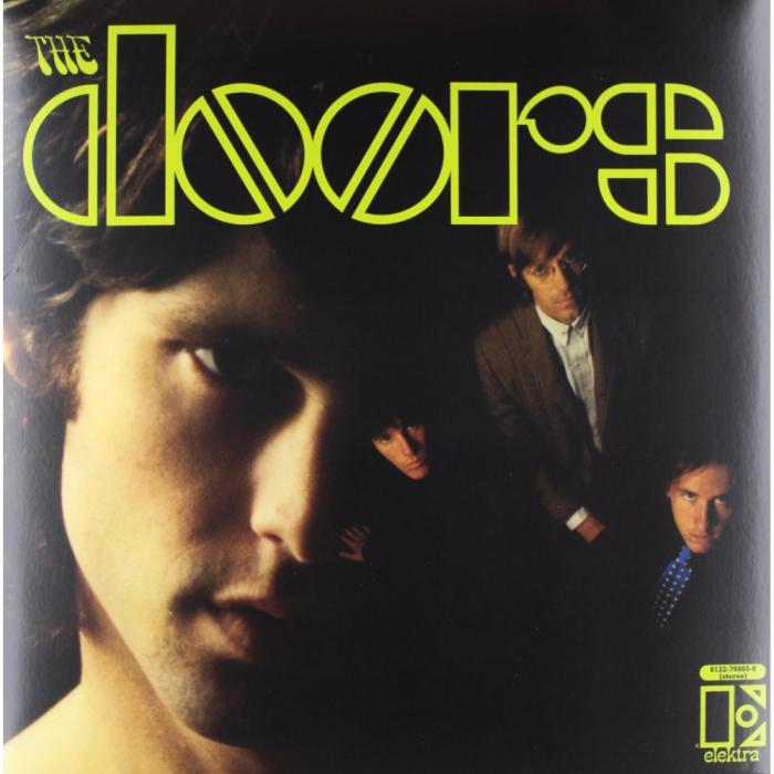 Vinil The Doors-The Doors (180g Audiophile Pressing)-LP 0