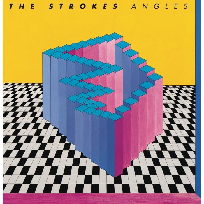 Vinil The Strokes-Angles-LP 0