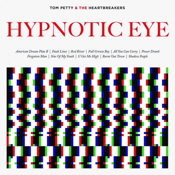 Vinil Tom Petty & The Heartbreakers-Hypnotic Eye (Deluxe Vinyl) (180g Audiophile Pressing)-2LP 0