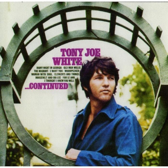Vinil Tony Joe White-Continued (180g Audiophile Pressing)-LP 0